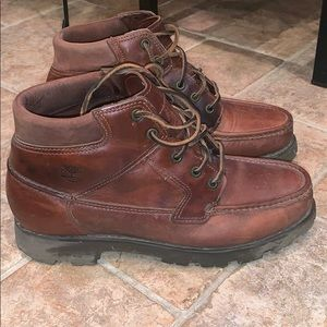 Shoes - Timberland Leather Boots